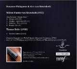 Titellijst-Sonate-CD